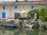 Maison à louer dans le Marais Poitevin