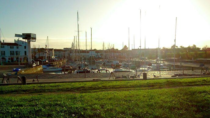Port de Saint-Martin de Ré