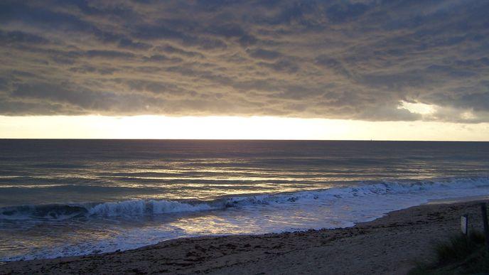 La plage des Golandières (Le Bois-Plage en Ré)