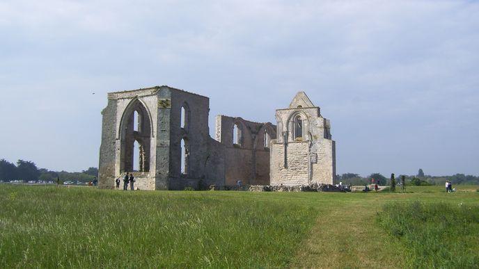 L'Abbaye des Chateliers (La Flotte)
