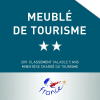 Logo Officiel Meublé de Tourisme