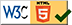 Validation W3C HTML5